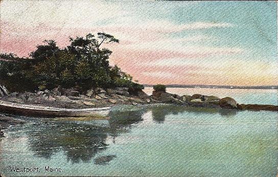 Victorian Cottage on Westport Island Has Washer and Grill ... |Westport Island Maine