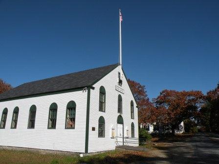 Westport Island Town Hall