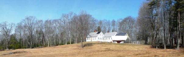 Stires farm on Westport Island