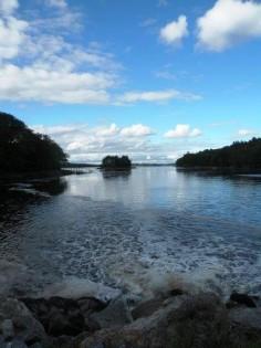 Squam Creek, Westport Island