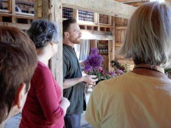 John Sundling leads workshop